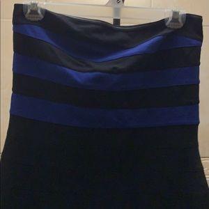 Express Dresses - Express Women's Strapless Bodycon Dress
